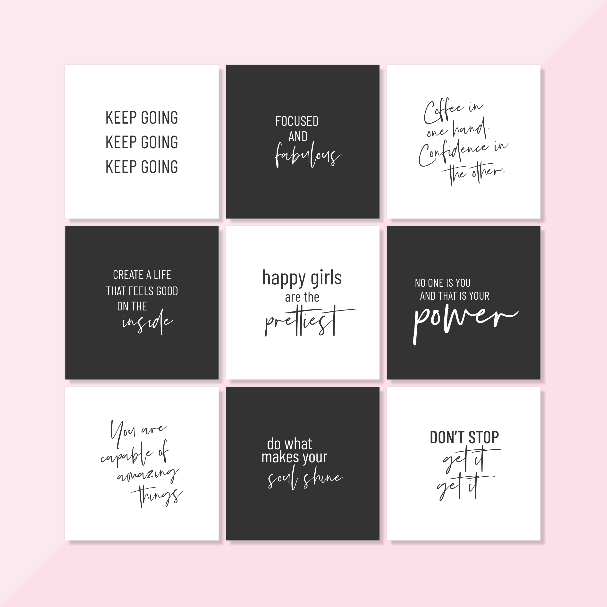 Boss Babe Instagram Quotes